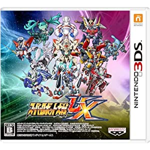 """スーパーロボット大戦UX - 3DS"""""""