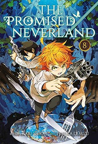 The Promised Neverlad Volume 8