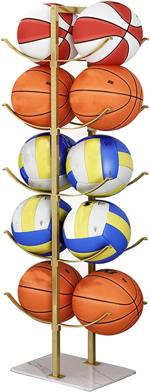 Vertical Sports Limited Special National products Price Ball Holders with Marble Ba Base Capacity Large