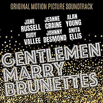 Gentlemen Marry Brunettes (Original Motion Picture Soundtrack)