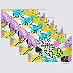 HGOD-DESIGNS-Fruit-Place-Mat-Set-of-4Funny-Colorful-Fruit-Pineapples-Strawberries-and-Oranges-Design-Table-Placemats-Cotton-Linen-for-Dining-Table-Kitchen-Table-Placemat-12X18