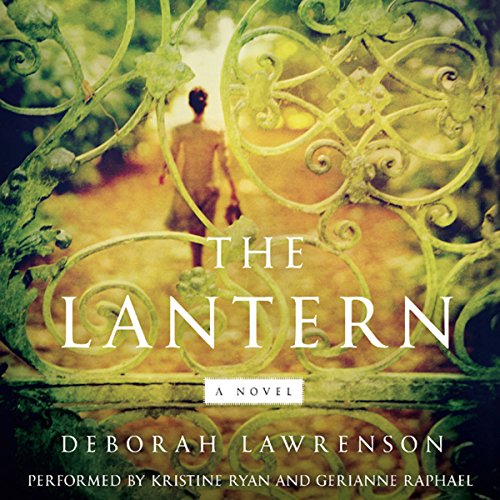 The Lantern audiobook cover art
