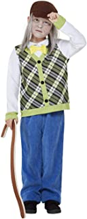 Smiffys Old Man Toddler Boy Costume, T1 Size, Green