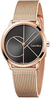 Calvin Klein Women's Analogue Quartz Watch with Stainless Steel Strap K3M22621
