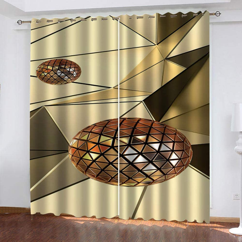 EEFTYR Blackout Curtains Grommet Thermal Insulated Branded 5 ☆ very popular goods Room Drapes 2
