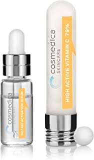Cosmedica Intensive Vitamin C Serum, 79% Pure L-Ascorbic Acid, 2 Count
