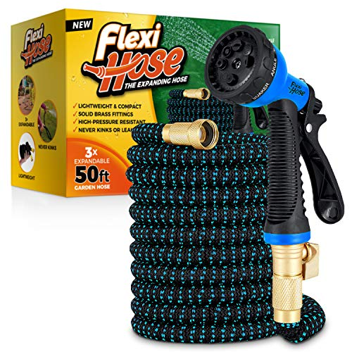 Lightweight expandable hose
