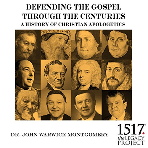 A History of Christian Apologetics cover art