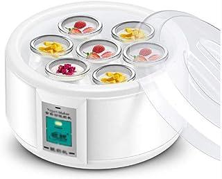 SJYDQ Automatique yogourt Machine-yogourt Machine Commerciale, Container intérieur en Acier Inoxydable, Machine Yaourtière...