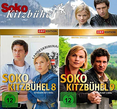 SOKO Kitzbühel - Box 8+9 (4 DVDs)