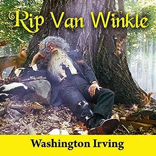 Rip Van Winkle audiobook cover art