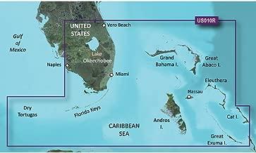 New Bluechart G2 Vision Card garmin 010c071100 Territory Southeast Florida Vero Beach South to Naples