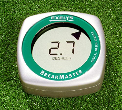 BreakMaster Digital Golf Putting Green Reader Used by PGA LPGA Champions Tour Pros