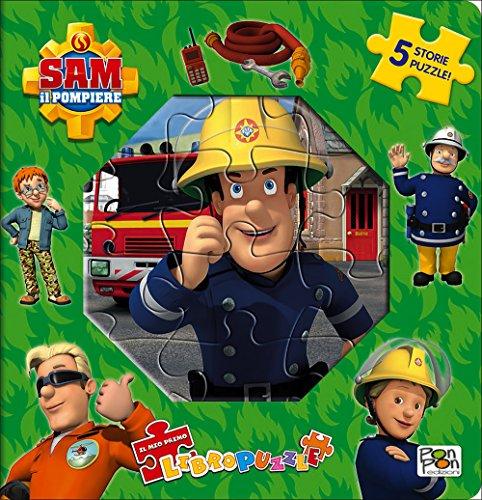 Il mio primo libro puzzle. Sam il pompiere: 1