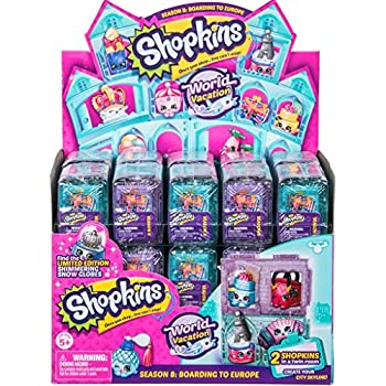 Shopkins Season 8 World Vacation 2-Pack - Cas | Shopkin.Toys - Image 1