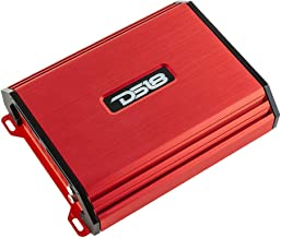 $199 » Sponsored Ad - DS18 S-3500.1D/RD Car Audio Amplifier – 1 Channel, Mono Block, Class D, 3500 WATTS (Red)