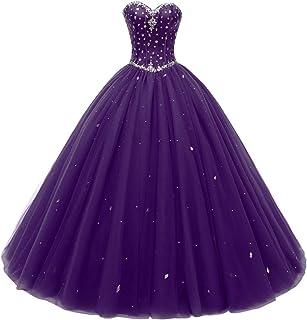 Amazon Com Wedding Dresses Purples Wedding Dresses Dresses Clothing Shoes Jewelry