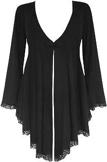 Victorian Gothic Boho Women's Plus Size Embrace Corset...