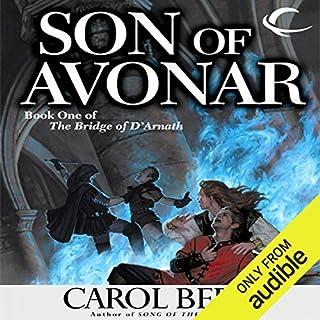 Son of Avonar audiobook cover art