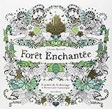 Forêt enchantée - Carnet de coloriage et Chasse au trésor antistress de Johanna Basford (21 janvier 2015) Broché - 21/01/2015