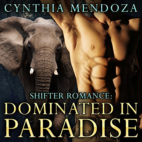 Dominated in Paradise audiobook cover art