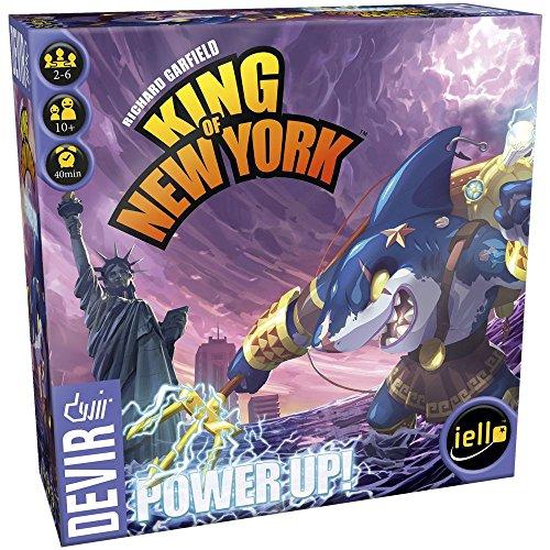 Devir King of New York, Power Up (BGKNYUP)
