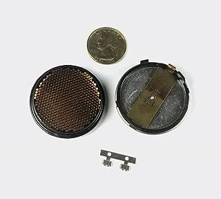 Pixnor 2pcs Ultrasonic Module Hc-sr04 Distance Measuring Transducer Sensor for Arduino