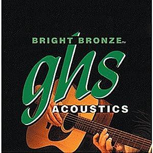 .012 .016 .026 .034 .044 .052.012 .016 .010 .013 .018 .030 - Juego Guitarra Acústica 12-cuerdasMedia80/20 Bronze WoundRoundwoundHexagonal CoreMade in USA