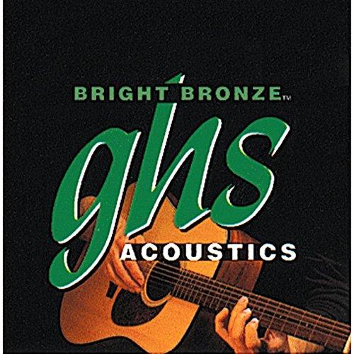Ghs Bb80 (Br.B) Juego De Cuerdas Para Guitarra (Set De 12 )