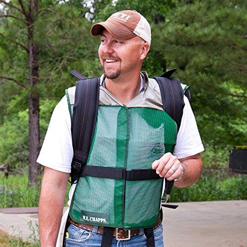 Best Bargain W.E. Chapps Chemical Spray Vest (Mesh Front)