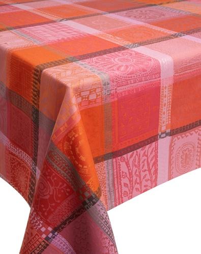 Tischdecke Mille Wax Sunset 130 x 180 cm von Garnier Thiebaut