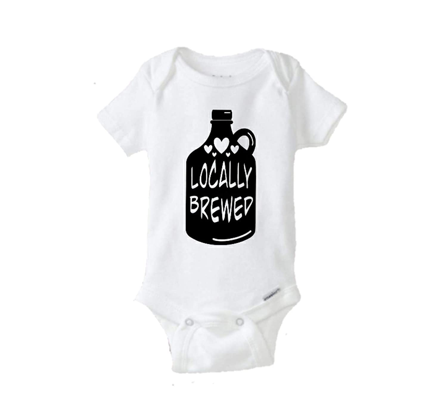 Locally brewed baby bodysuit gi We OFFer at cheap prices beer brewery Product