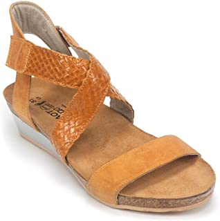 dune cork wedge sandals
