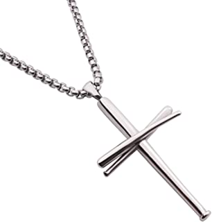 youth baseball necklace