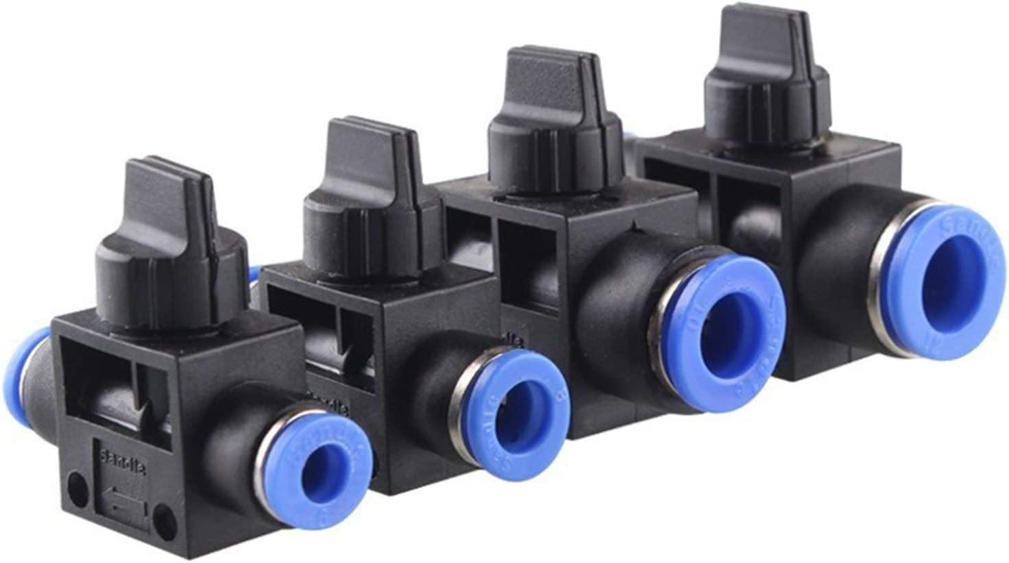Terminal connectors 10Pcs Ranking TOP19 price Pneumatic Parts 6mm 8mm 4mm 10mm 12mm