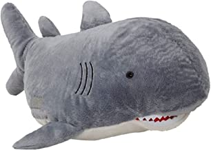 Pillow Pets Discovery Channel Shark Week Shark - Sharky Stuffed Animal Plush Toy Plush