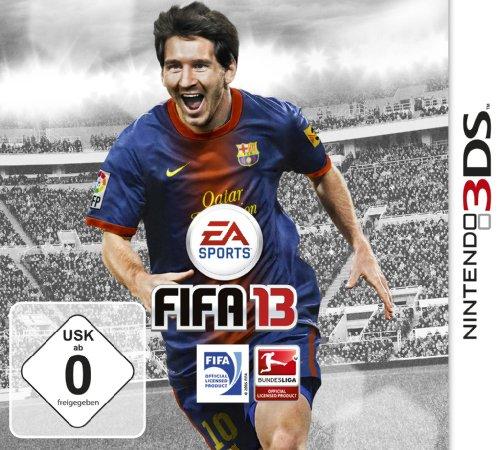 FIFA 13 - [Nintendo 3DS]
