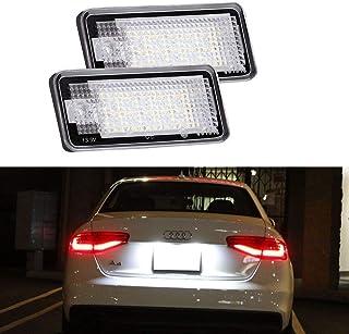 Compatibile con Audi A3 8L Seat Ibiza 6K Indicatore di direzione LED in Vetro Trasparente A8 D2 phil trade 7317 A4 B5