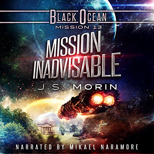 Mission Inadvisable cover art