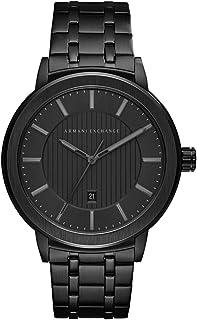 Armani Exchange Men's Street Black Watch AX1457