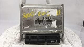 Compatible with 2002 Volkswagen Passat Engine Computer Ecu Pcm Oem 4b0 906 018 Cm R2s3b08