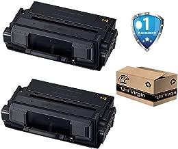 UniVirgin MLT-D201L 201L Toner Cartridge Compatible with Samsung ProXpress M4030ND, M4080FX Series Printers - Black /2-Pack