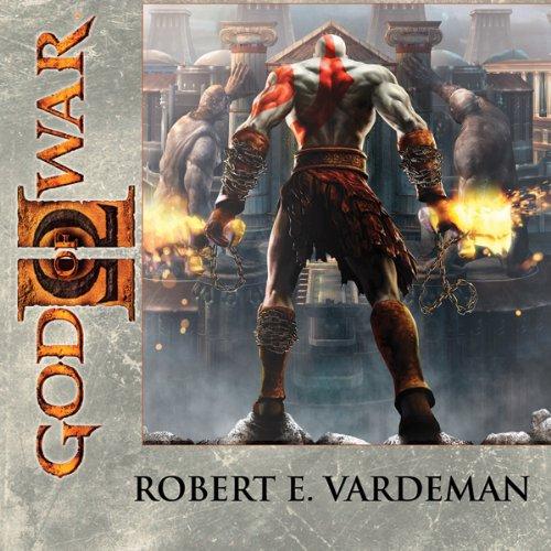 God of War II audiobook cover art