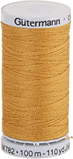 Jeans Thread 100 Yards-Gold