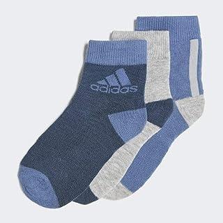 adidas, Lk Ankle S 3pp Calcetines Unisex bebé