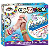 Cra-Z-Art Cra-Z-Loom Rubber Band Bracelet...