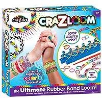 Cra Z Art CraZLoom Bracelet Maker Kit ラバーバンド   [並行輸入品]