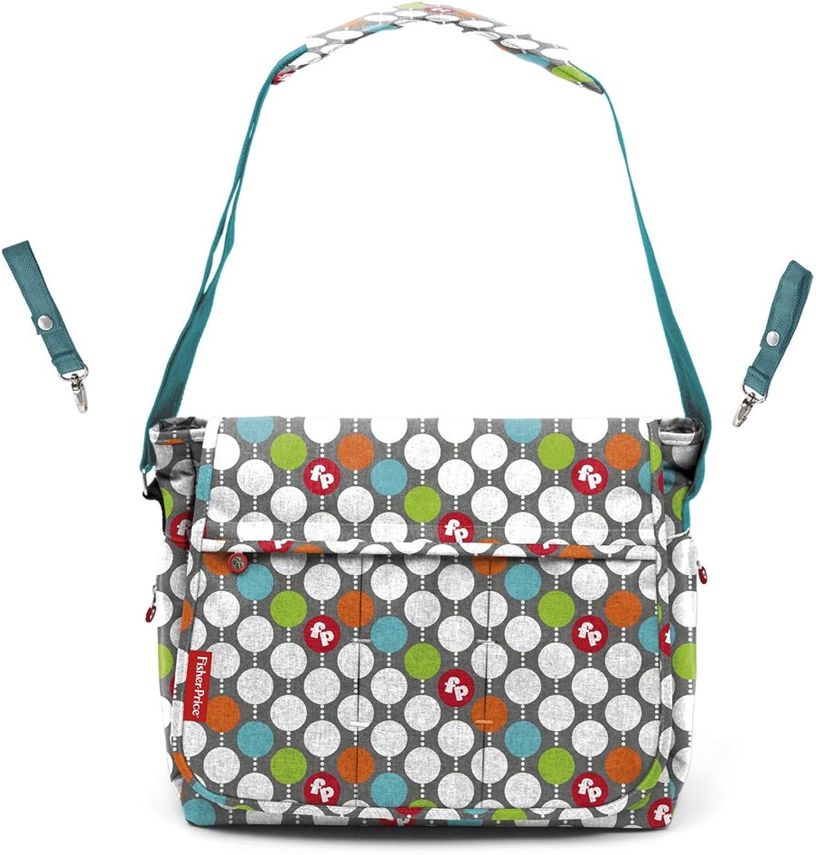 Arditex FPMama Bag with Acc 36X11X29 Dots