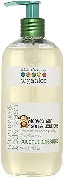 Nature's Baby Organics Baby Shampoo and Body Wash