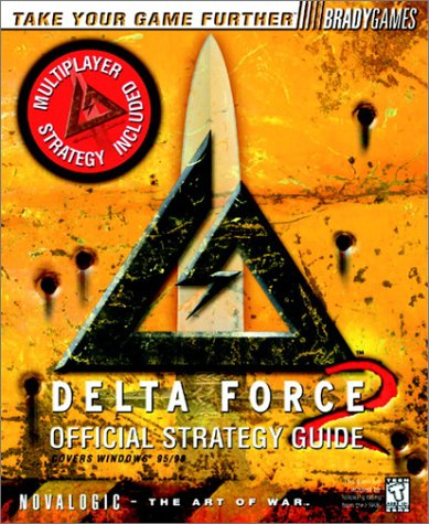 Delta Force 2 Official Strategy Guide (Official Strategy Guides)